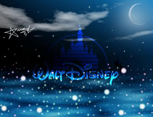 My Disney Logo!!!