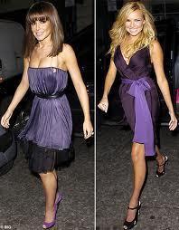 Nadine vs. Cheryl