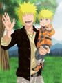Naruto and Father