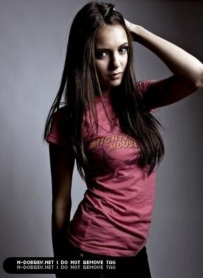 Nina Dobrev Photoshoot!