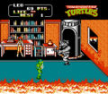Ninja Turtles: Nintendo Videogame - ninja-turtles screencap