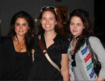 Old/new fanpic of Nikki and Kristen!