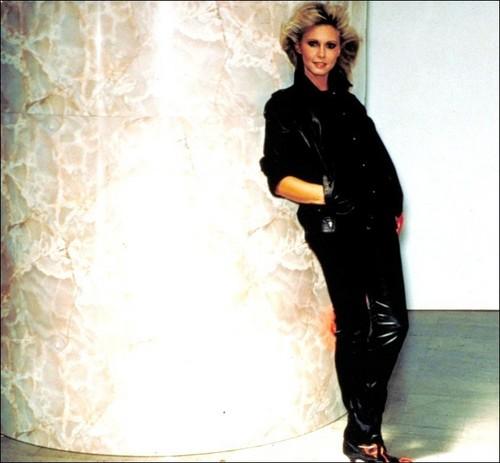 Olivia Newton-John - Totally Hot photoshoot