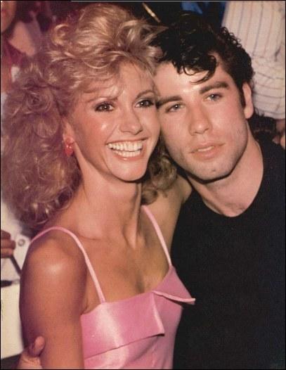Olivia Newton-John and John Travolta - Olivia Newton-John ...