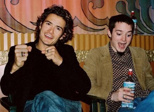 Orlando & Elijah
