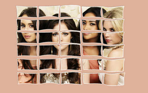 pretty little liars tv tampil wallpaper probably with a holding cell called PLL