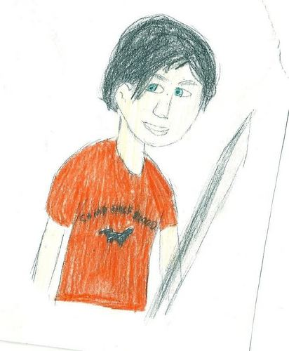 Percy Jackson sketch