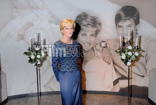 Princess Diana figure
