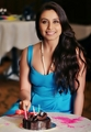 Rani Mukherjee celebrate her birthday at her residence in Mumbai