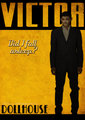 Victor Retro Poster - dollhouse fan art