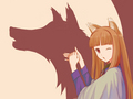 Shadow Puppets - holo-the-wise-wolf photo