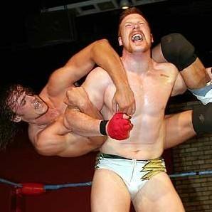 Sheamus VS Drew McIntyre - IRISH WHIP WRESTLING