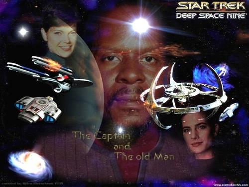 Sisko - DS9 দেওয়ালপত্র