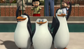 Smiling and Waving! :3 - penguins-of-madagascar screencap