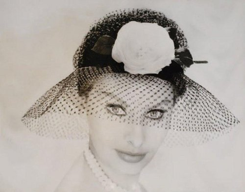 sophia loren wallpaper containing a bonnet called Sophia ♥