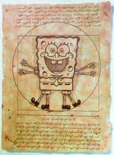 Sponge Art 9