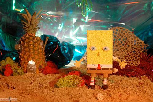 SpongeBob And 프렌즈 In Real Life