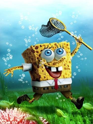 SpongeBob In Art 2