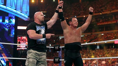 "Stone Cold Steve Austin ""Wrestlemania XXVII"""