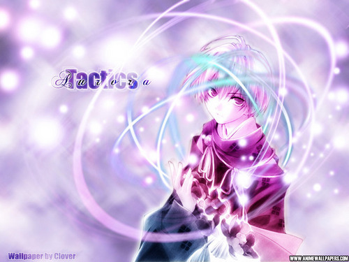 Just Anime images Tactics wallpaper and background photos