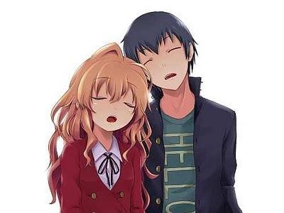 Taiga and Ryuji