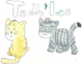 Teddy and Leo; KND Kitties - codename-kids-next-door fan art