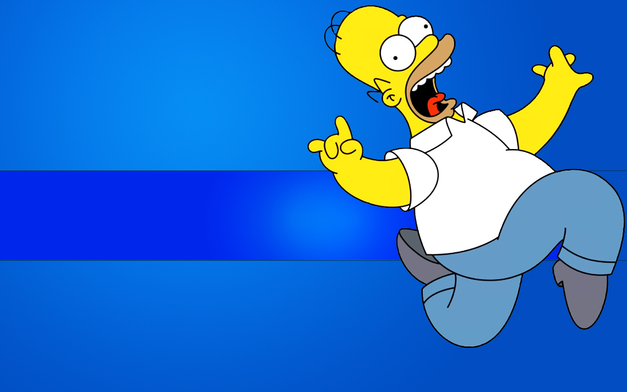 the simpsons the simpsons wallpaper 21357650 fanpop