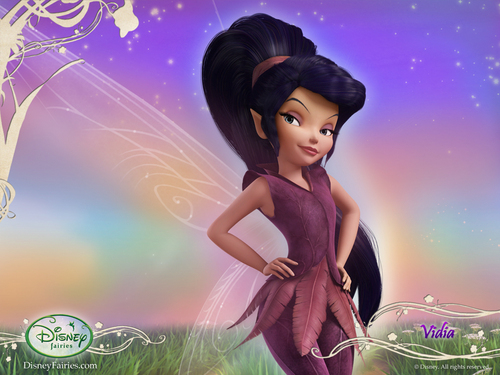 Tinkerbell پرستار Shaffu and Shaffa