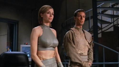 Stargate wallpaper titled Vanessa Angel
