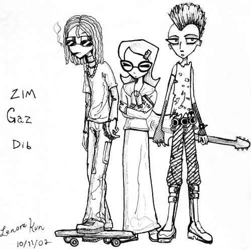 Very Zimmy Fanart