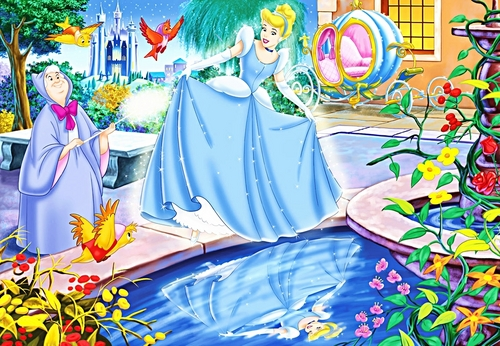 Walt Disney wallpaper - Cenerentola