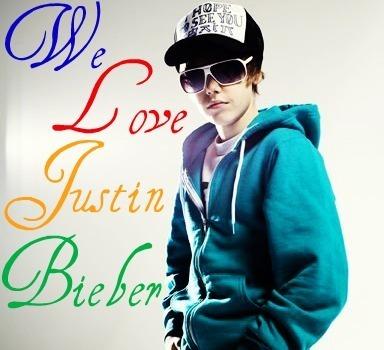 We Love Justin Bieber!