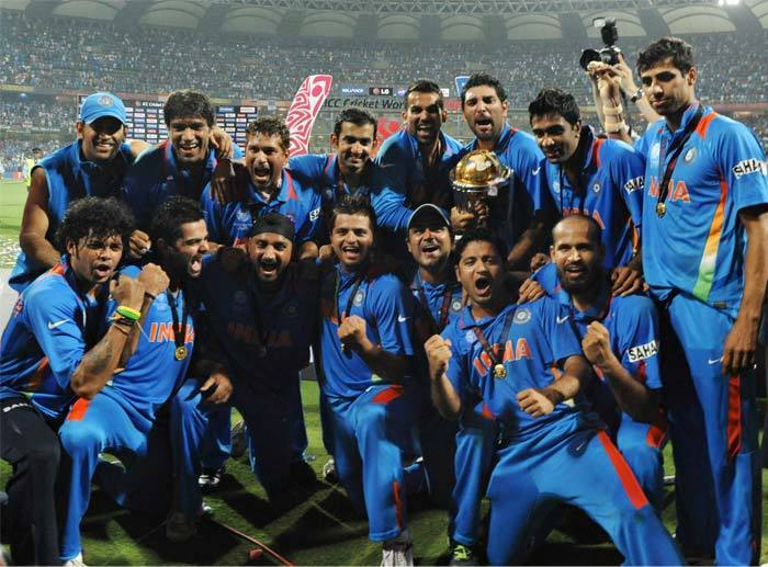 Winning team - Indian Cricket team Photo (21314672) - Fanpop