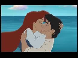 The Little Mermaid 2 壁紙 probably with a portrait entitled Years of marriage, a kid, and still got the hots for each other