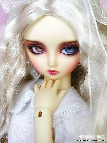 Ball Jointed Dolls 49