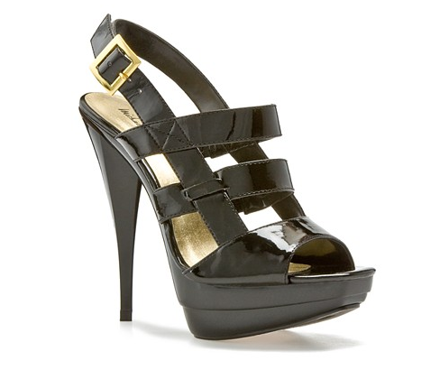 polyvore clippingg♥ wallpaper probably containing a sandal entitled black shoes