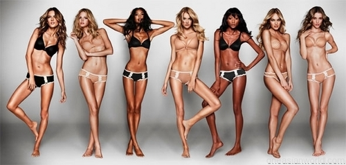 Victoria's Secret Angels wallpaper titled body for everybody