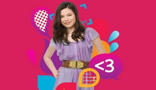 iCarly wallpaper possibly with a frock and a cocktail dress entitled carly