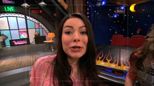 iCarly wallpaper containing a street called iCarly - 4x01 - iGot a Hot Room