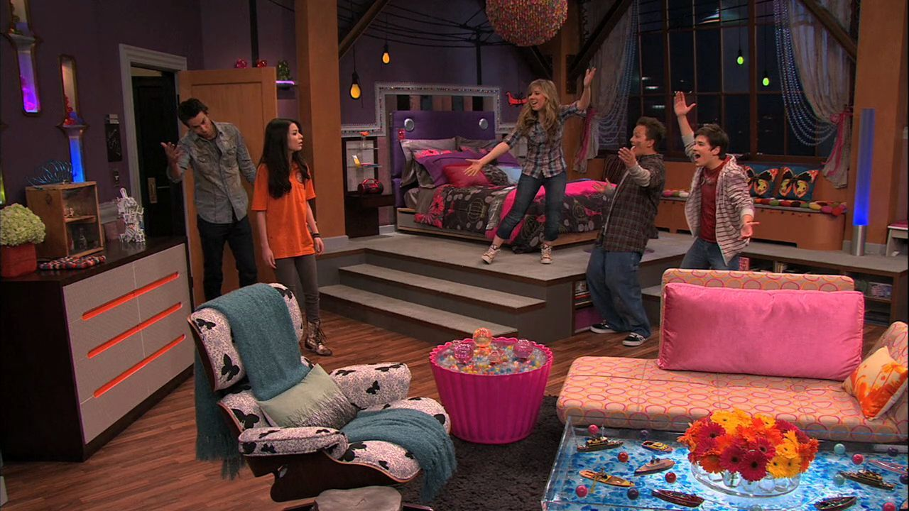 That S So Raven Room Makeover