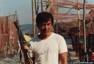 Jackie Chan wallpaper probably containing a rifleman called jackie