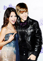 justelena - justin-bieber-and-selena-gomez fan art