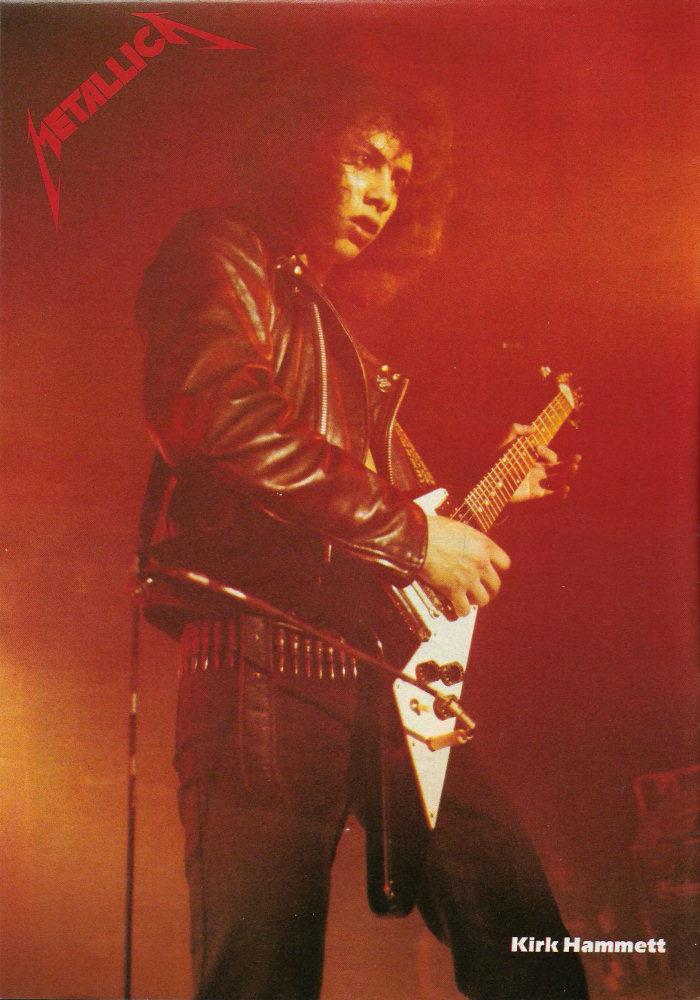 Kirk Hammett Kirk Hammett Photo 21381471 Fanpop