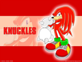 knuckles - knuckles-the-echidna wallpaper