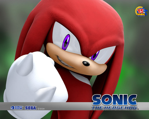 Knuckles the Echidna wallpaper called knuckles wallpaper