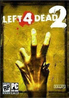 Left 4 Dead 2 kertas dinding possibly with a sign and Anime called left 4 dead