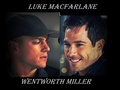 luke and went - luke-macfarlane wallpaper