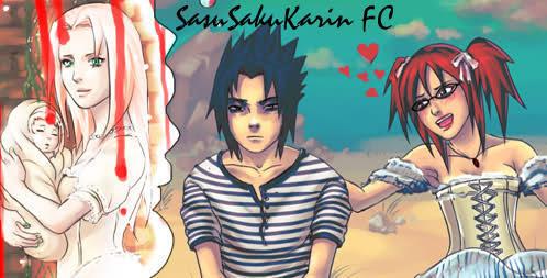sasuke mga manliligaw