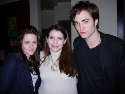 stephenie mayer with ks. rp
