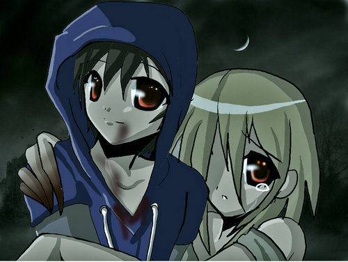 left 4 dead 2 wallpaper probably containing anime entitled the hunter and the witch